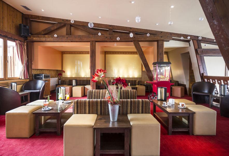 bar des montagnes Belambra HOTEL  Cachette
