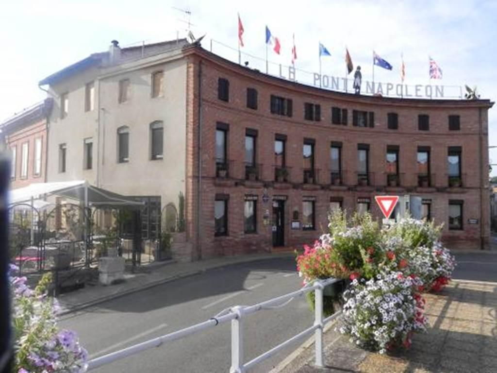 Hôtel le Pont Napoléon - Moissac - Tourisme Tarn-et-Garonne