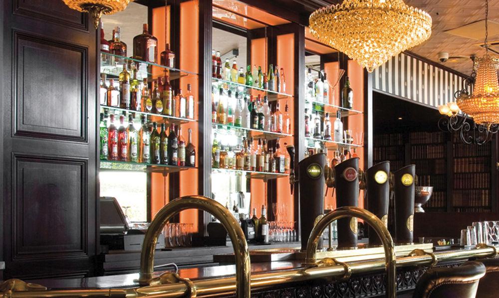 Bureau bar in belfast