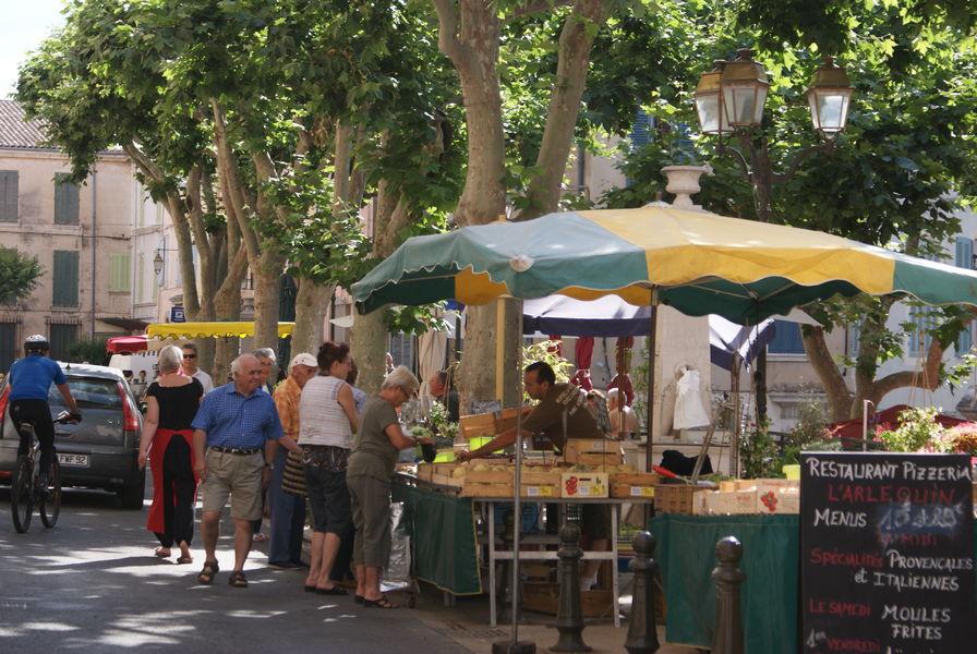 Marché provençal - Marché provençal - Sophie Delsanti