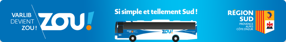ZOU - Arrêt de bus - ZOU