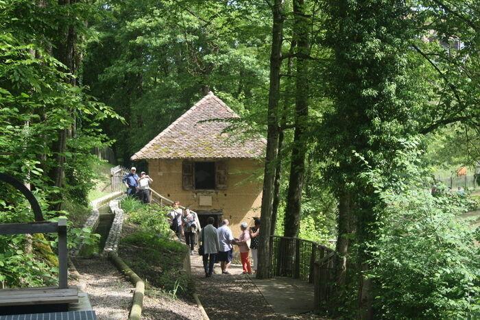 Visite du moulin Lapérouse